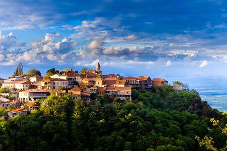 stephen: Sighnaghi or Signagi city in Georgia