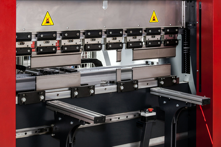 판금 유압 CNC 프레스 브레이크 기계, 자동 제어 굴곡과 알루미늄 접는 기계