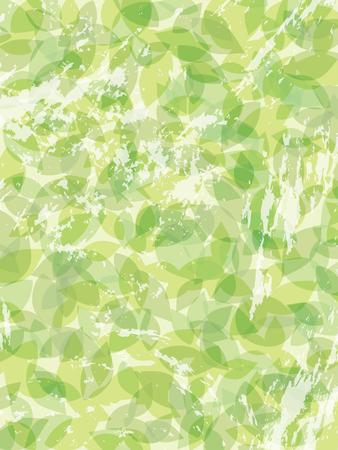 Fresh green  background Vector illustration.
