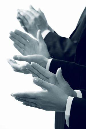 reconnaissance: Rang�e des mains de battement