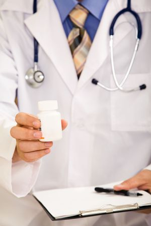 약물 치료: