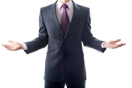 expresion corporal: Foto de brazos humanos mantuvo en gesto hospitalario