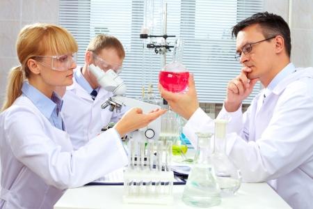 pharmaceutical bottle: Teamwork