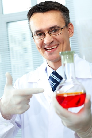 Chemist Stock Photo - 9908822