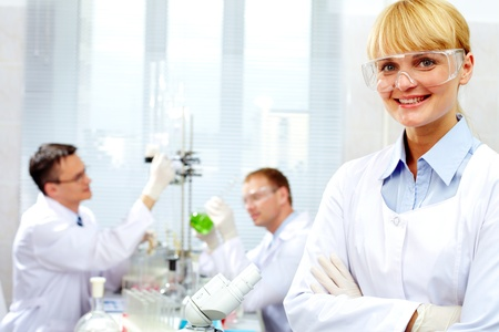 Young physician Stock Photo - 9910734