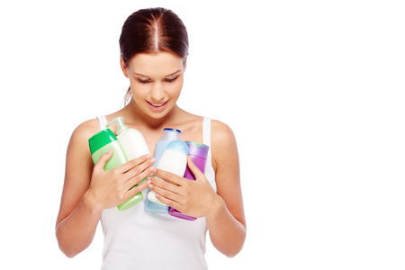 purifying: Hygiene products for women
