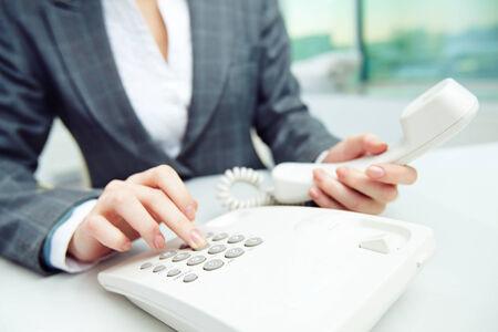 dialing: N�mero de tel�fono de marcaci�n Empresaria