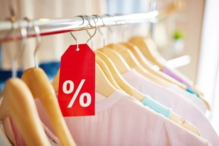 shopaholism: Elegant clothes on hangers