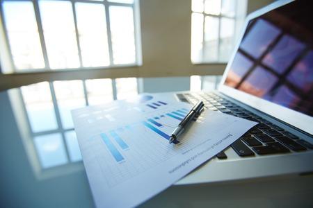 statics: Spreadsheet with statics left for someone