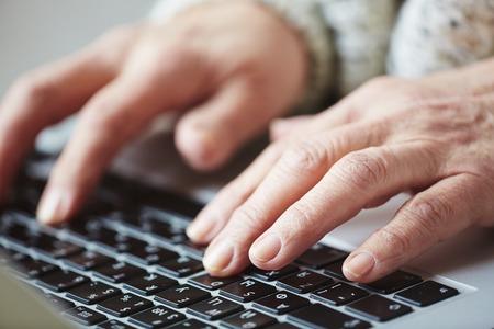 human hands: Human hands pressing keypad buttons