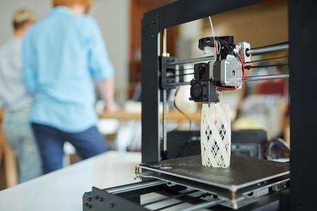 건축 모델과 현대 3D 프린터