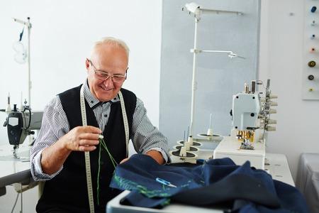針と糸縫製服専門の仕立て屋