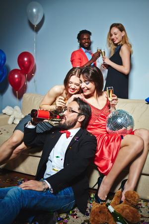 Booze of friends