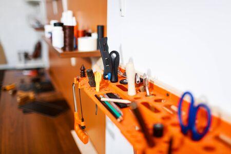 equipment: Tanner equipment