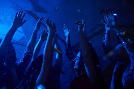 clubber: Night life