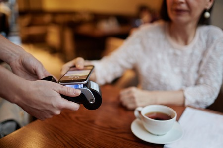 Paying for tea