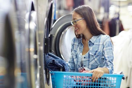 Waschtag Standard-Bild