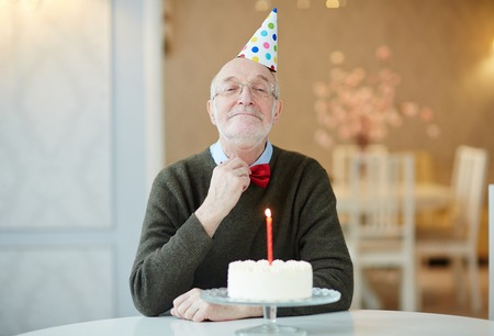 Grandfathers Birthday Cake