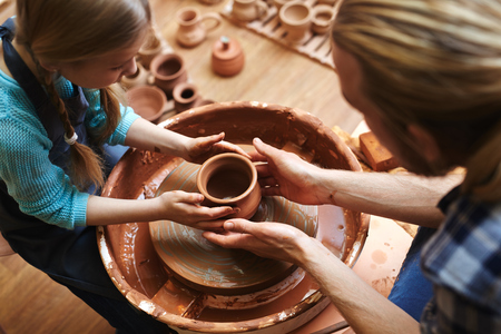 Fireclay jug production