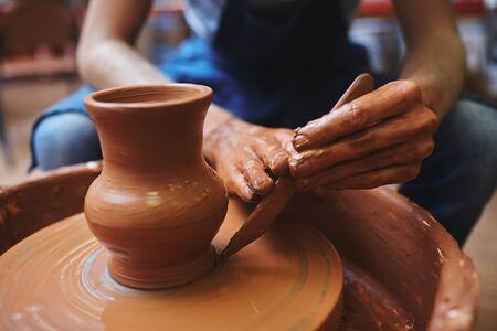 fireclay: Art of pottery