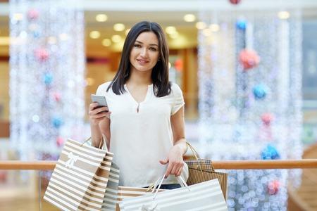 shopper: Modern shopper