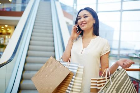 shopper: Shopper calling