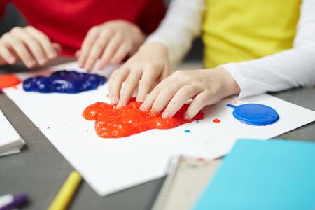 Slime creativity