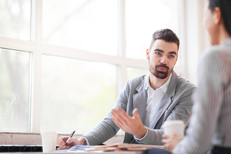 mutually: Discussing Mutually Beneficial Conditions with Business Partner