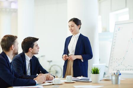 briefing: Talk at briefing