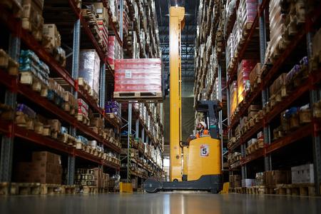 Forklift machine