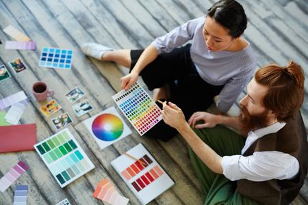 polygraphic: Successful Designer Team