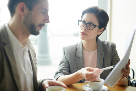 Negotiating with partner