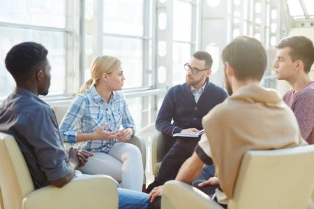 briefing: Briefing of co-workers