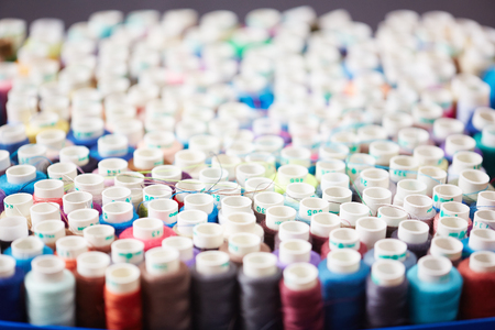 Composition of Sewing Spools