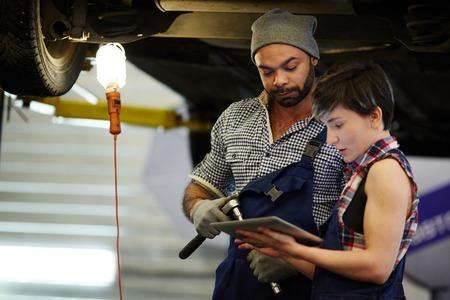 How to repair cars