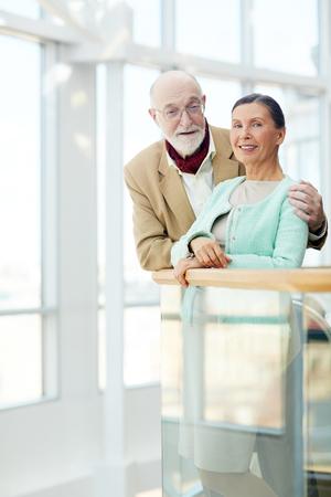 Amorous seniors