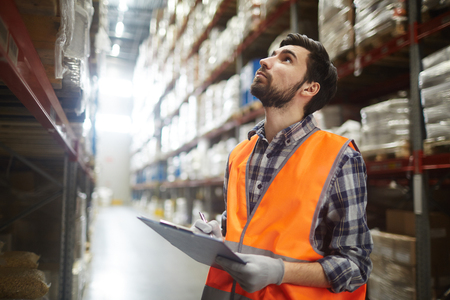 Inventory Control in Warehouse