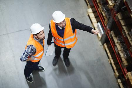 Stocktaking in Large Warehouse