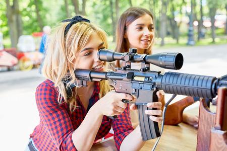 Blonds Can Handle Guns