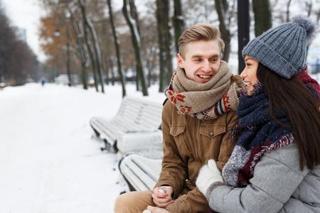 Date in winter