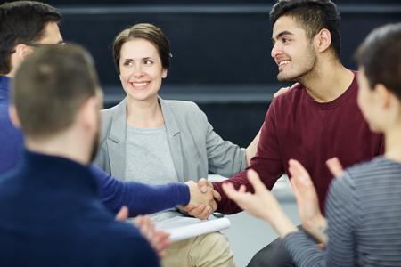 Successful conciliation