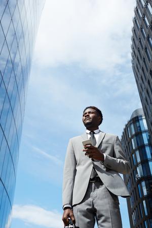 現代ビジネスマン