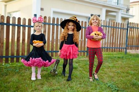 Halloween walk Imagens - 84355191
