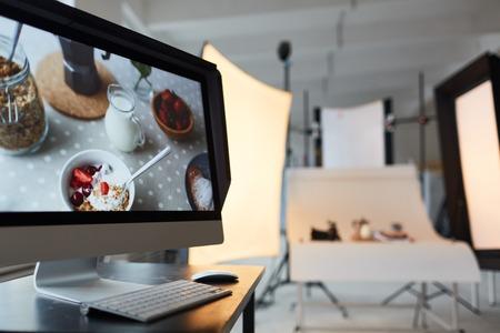 Modern Photostudio의 작업 과정