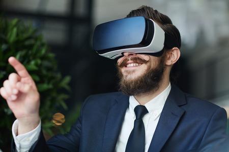 Gaming in vr