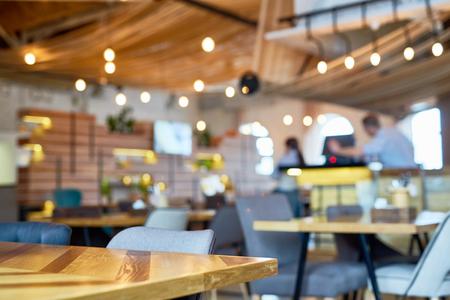 Cozy Small Coffeehouse