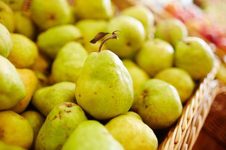Stapel van peren