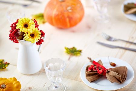 Autumn holiday Stock Photo