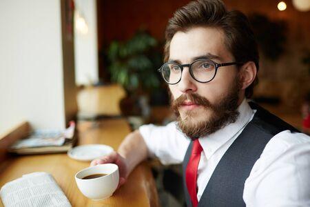 Young gentleman Фото со стока