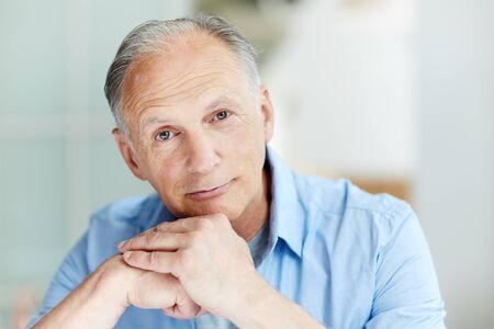 Male pensioner